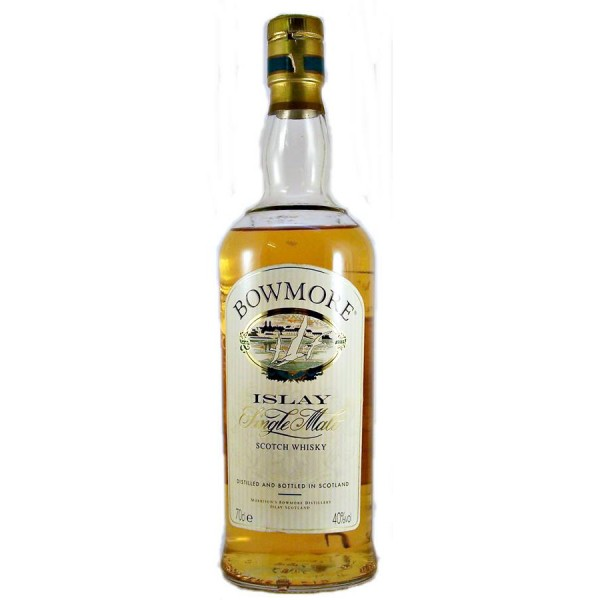 Bowmore whisky Mystery