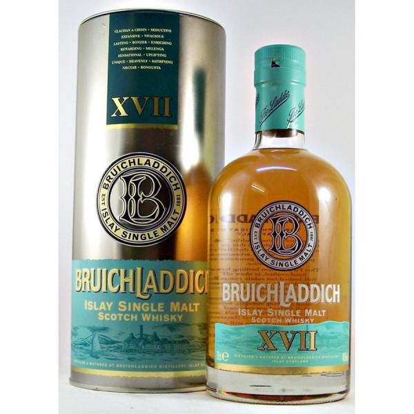 Bruichladdich-XVII Single Malt Whisky