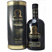 Bunnahabhain 18 year old bottled at 43% before the strength was changed available to buy online at specialist whisky shop whiskys.co.uk Stamford Bridge York