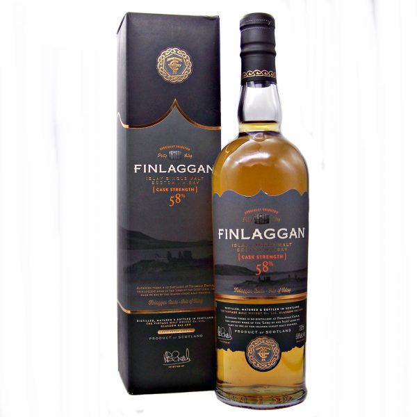Finlaggan Cask Strength Islay Single Malt Whisky