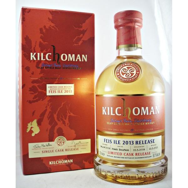 Kilchoman-Feis-Ile-2013 Malt Whisky