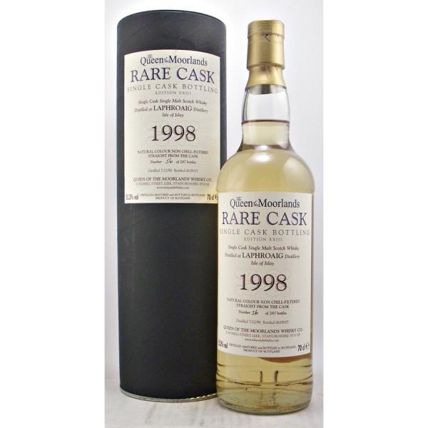 Laphroaig-1998- Malt Whisky