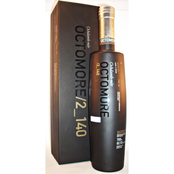 Octomore-02.1 Malt Whisky