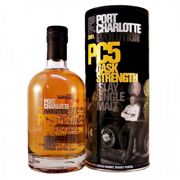 Port-Charlotte-PC5 Malt Whisky
