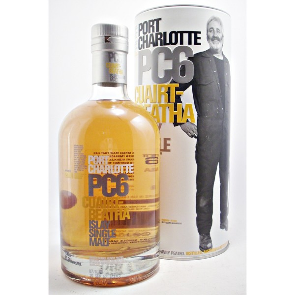 Port-Charlotte-PC6 Whisky
