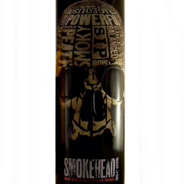 Smokehead Rock Edition Islay Single Malt Whisky