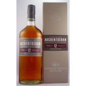 Auchentoshan 12 year old Malt Whisky tempting aroma toasted almonds, caramelised toffee buy online specialist whisky shop whiskys.co.uk Stamford Bridge York
