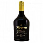 Arran Gold Whisky Liqueur Malt whisky cream liqueur available to buy online from specialist whisky shop whiskys.co.uk Stamford Bridge York