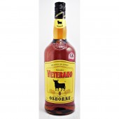 Veterano Solera Osborne Spanish Brandy Fresh and aromatic available to buy online from specialist whisky shop whiskys.co.uk Stamford Bridge York