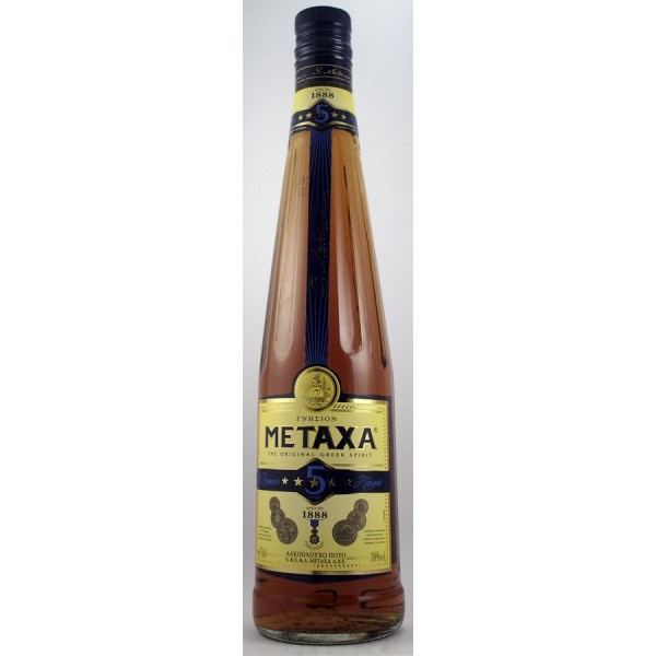 -Metaxa-five stars Spirit