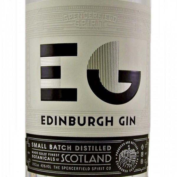 Edinburgh Gin small batch