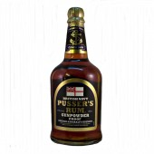 Pussers Gunpowder Proof British Navy Rum was Pussers Blue available to buy online from specialist whisky shop whiskys.co.uk Stamford Bridge York