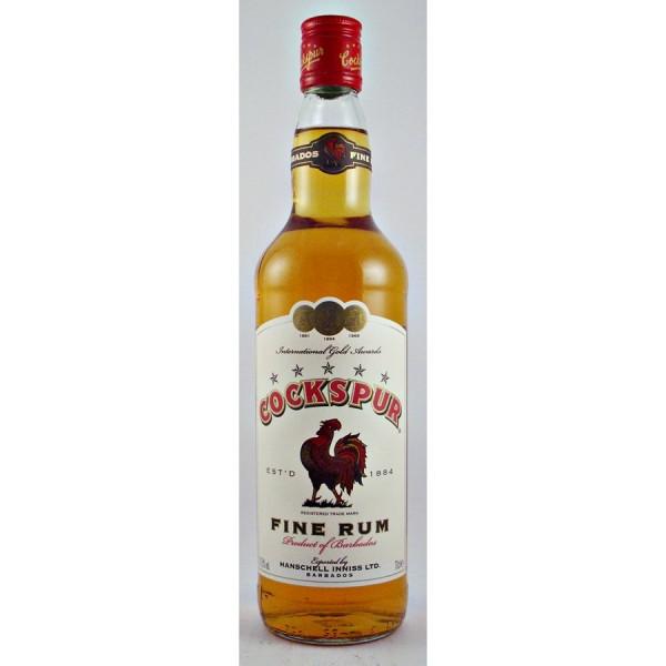 Cockspur five star Rum