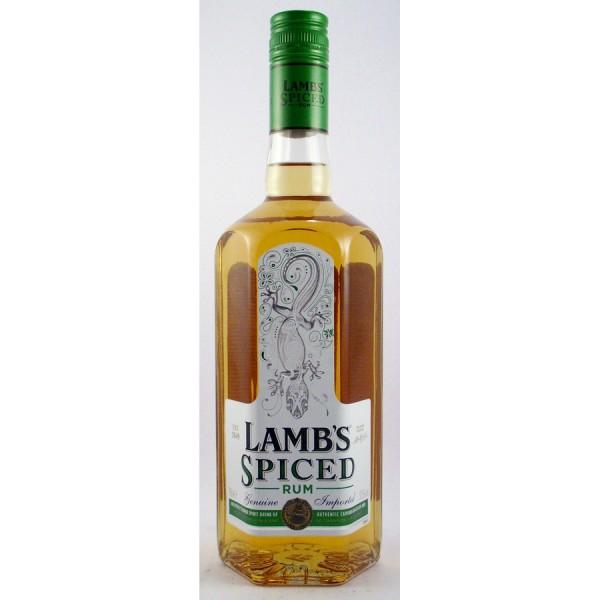 Lambs-Spiced Rum