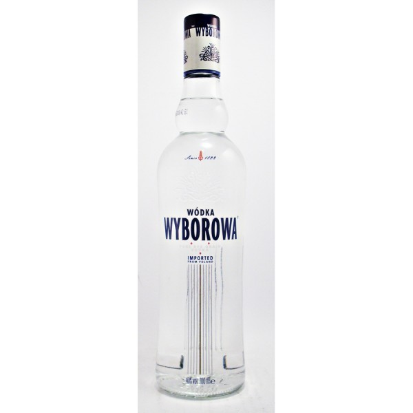 Wyborowa Polish Vodka