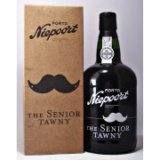 Niepoort The Senior Tawny Port 20%. 75cl available to buy online from specialist whisky shop whiskys.co.uk Stamford Bridge York