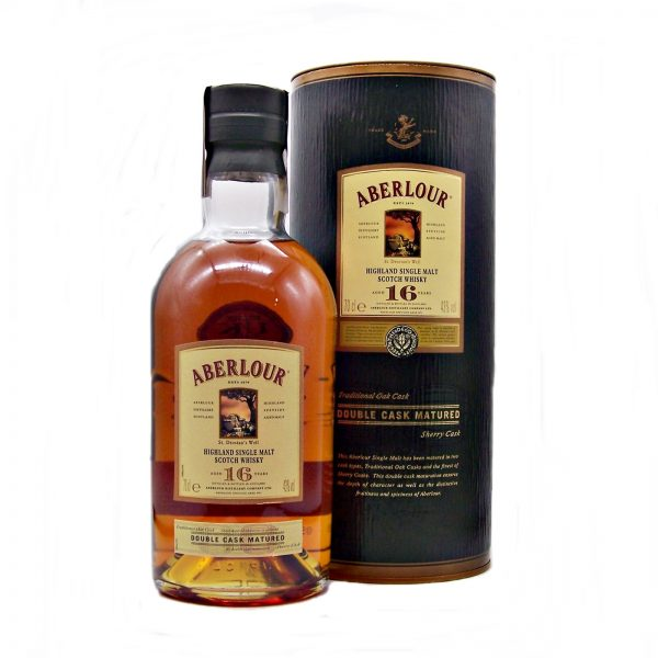 Aberlour Double Matured 16 year old