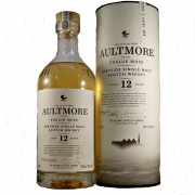 Aultmore 12 year old Speyside single malt Scotch Whisky buy online at whisky specialist shop whiskys.co.uk Stamford Bridge York