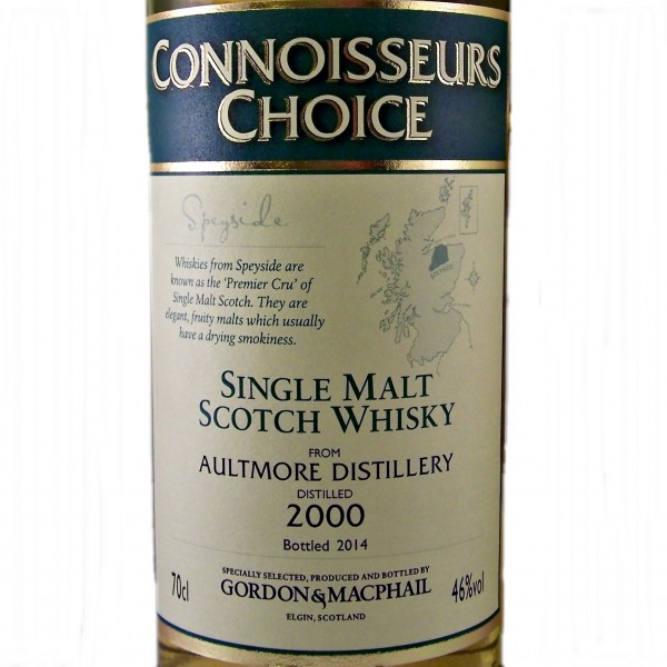 Aultmore Single Malt Whisky