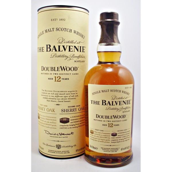 Balvenie-DoubleWood Whisky