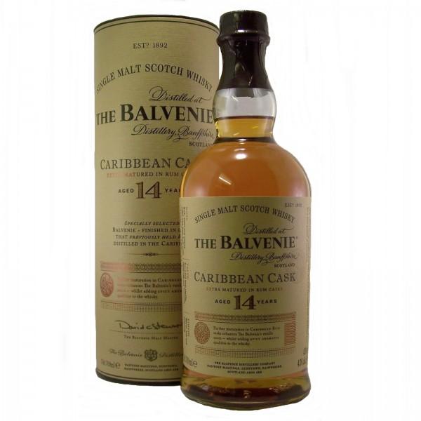Balvenie Caribbean Rum Cask 14 year old