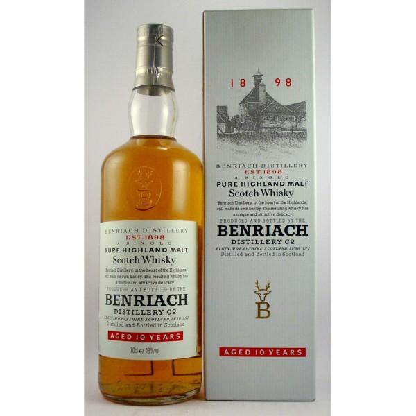 BenRiach-single malt whisky