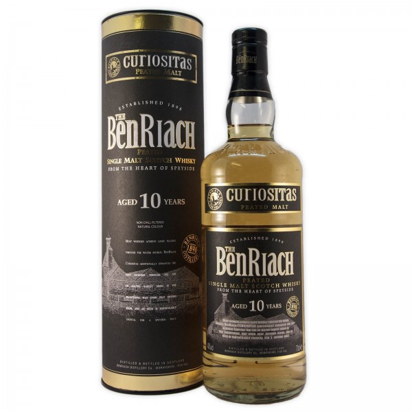 Benriach-10-Curiositas Whisky