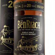 Benriach 20 year old Single Malt Whisky