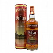 BenRiach 15 year old Tawny Port Wood Finish