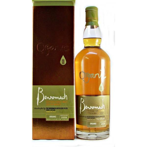 Beromach Organic Malt Whisky