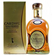 Cardhu Gold Reserve Special Cask Selection single malt whisky available to buy online at whiskys.co.uk