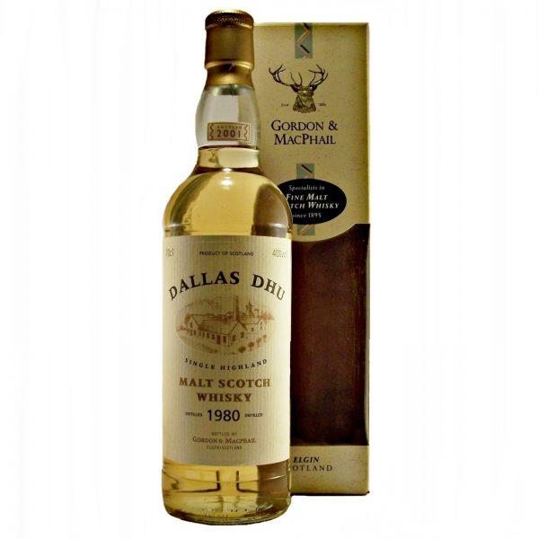 Dallas Dhu Malt Whisky 1982