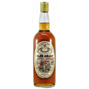 Glen Grant 100 Proof Cask Strength Single Malt Scotch Whisky. A very rare obsolete bottling available to buy online at specialist whisky shop whisks.co.uk Stamford Bridge York