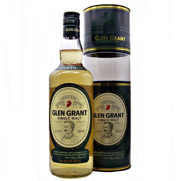 Glen Grant Single Malt Whisky