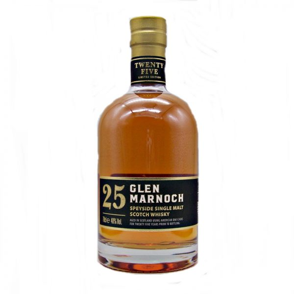 Glen Marnoch 25 year old Single Malt Whisky