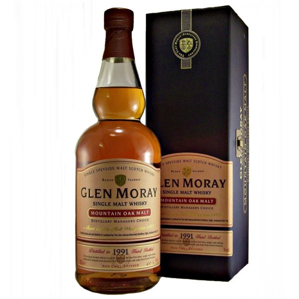 Glen Moray 1991 Mountain Oak