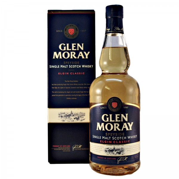 Glen Moray Malt Whisky