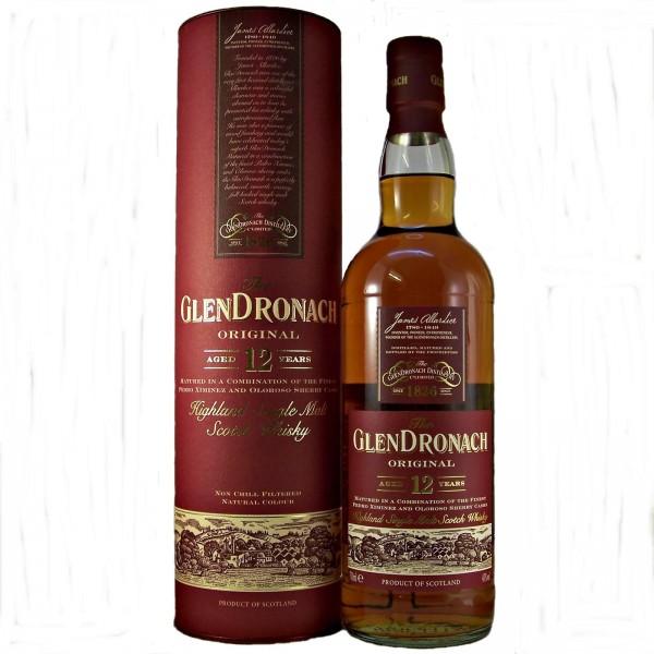 Glendronach-12 Malt Whisky