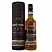 Glendronach Allardice 18 year old matured in Spanish Oloroso Sherry Casks Available buy online at specialist whisky shop whiskys.co.uk Stamford Bridge York