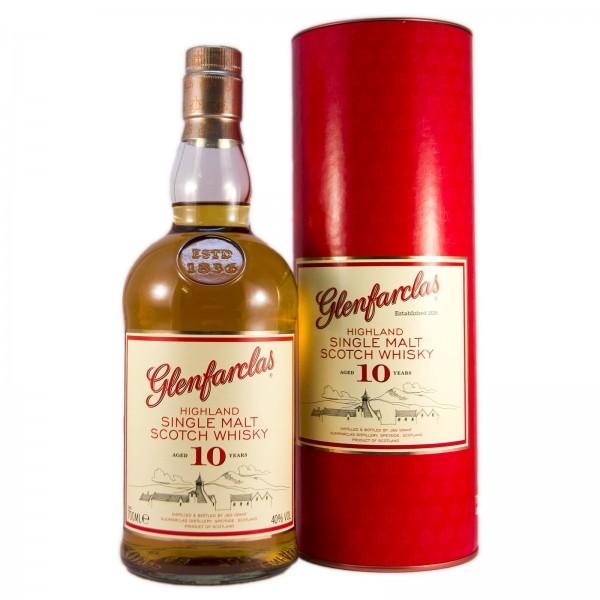 Glenfarclas-10 Malt Whisky