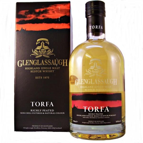 Glenglassaugh-Torfa malt whisky