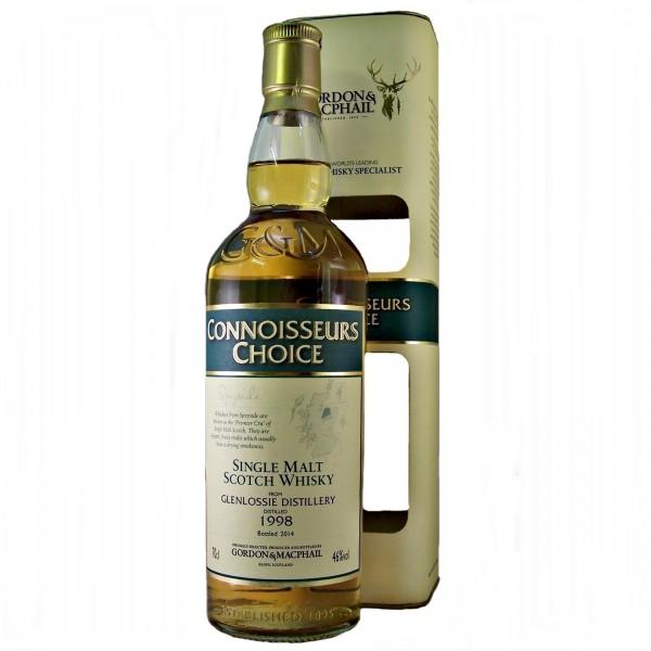 Glenlossie Single Malt Whisky 1998