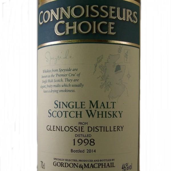 Glenlossie Single Malt Whisky