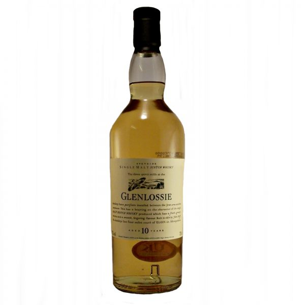 Glenlossie 10 year old Single Malt Whisky