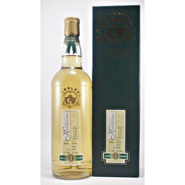 Knockando-23yo Malt Scotch Whisky