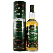 Miltonduff Malt Whisky 12c year old scotch whiskey available from specialist whiskyshop whiskys.co.uk stamford bridge york