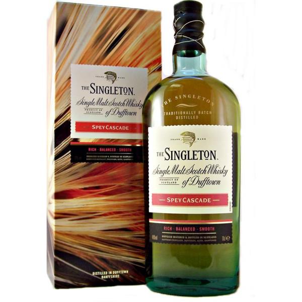 Singleton-Dufftown-Spey Cascade
