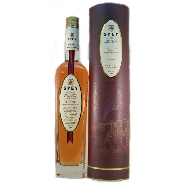 SPEY TENNE Single Malt Whisky