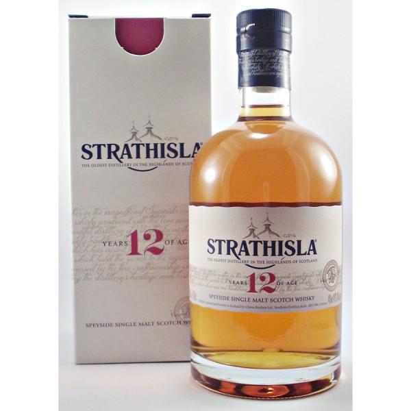 Strathisla-12-year old Whisky