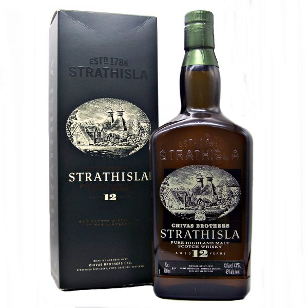 Strathisla 12 year old (Old Style)